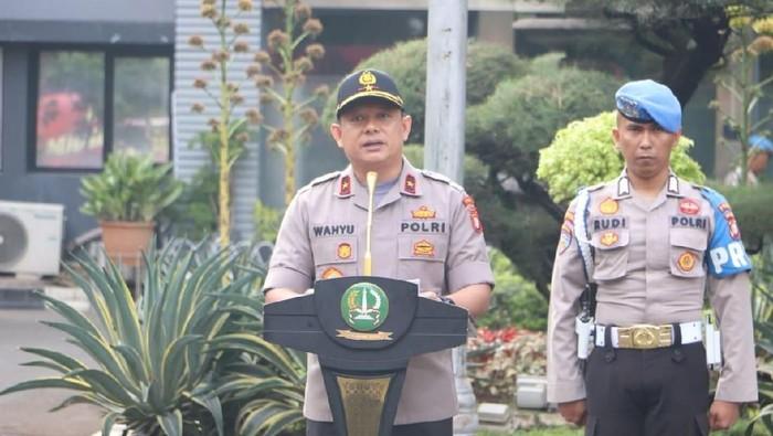 Foto: DOK. ISTIMEWA/ Wakapolda Metro Jaya Brigjen Wahyu Hadiningrat