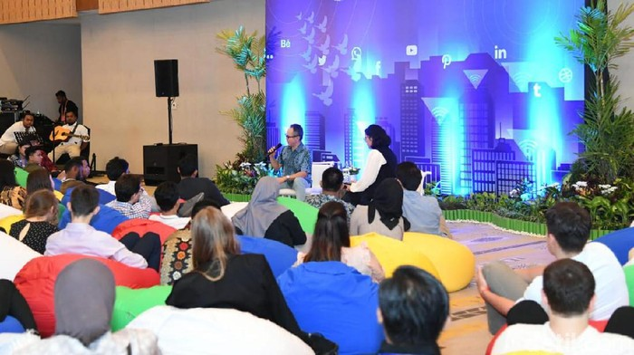 Bali Democracy Forum (BDF) ke-12. (Ibnu/detikcom)