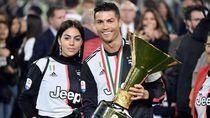 Pacar Ronaldo dan Istri Messi Sama-sama Cuan di Instagram