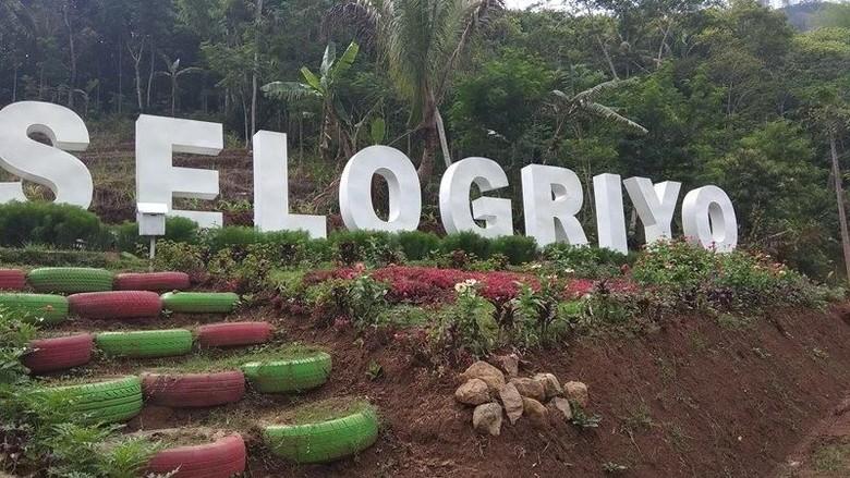 Candi Selogriyo di Dusun Campurejo, Kabupaten Magelang (Eko Susanto/detikcom)