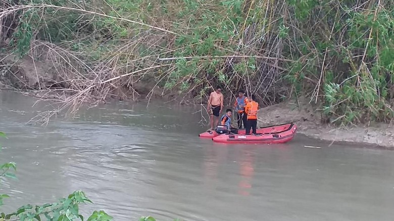 Bocah Kelas 6 SD Tenggelam di Sungai Serang Grobogan