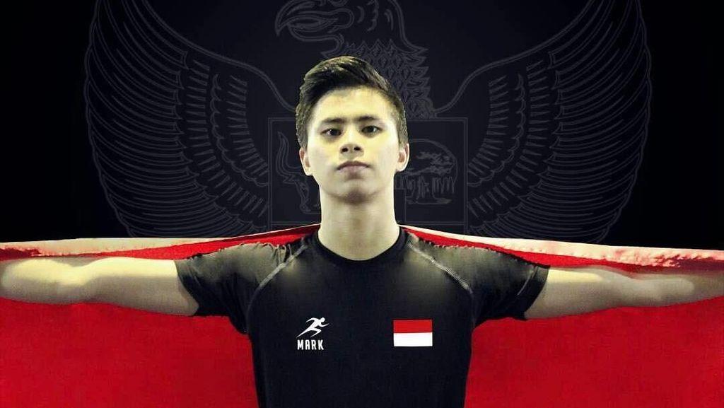 Sosok Edgar, Atlet Wushu Peraih Emas di SEA Games yang Kisah Harunya Viral
