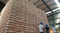 Bulog Cirebon Jamin Stok Beras di Gudang Tak Alami Pembusukan