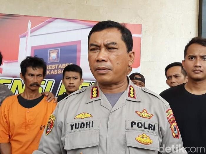 Kapolrestabes Makassar Kombes Yudhiawan Wibisono