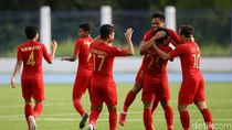 Jadwal Myanmar Vs Indonesia di SEA Games 2019