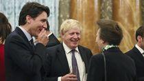 Viral Video PM Trudeau Dkk Bergosip Soal Dirinya, Begini Reaksi Trump
