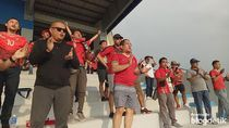 Makin Ramai! Timnas Indonesia Kedatangan Suporter Lagi dari Tanah Air