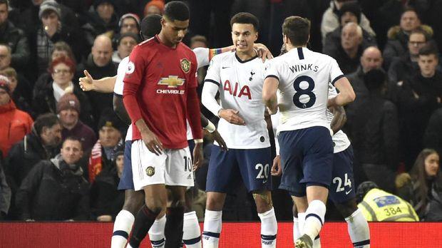 Jose Mourinho memiliki skema anh di Tottenham.