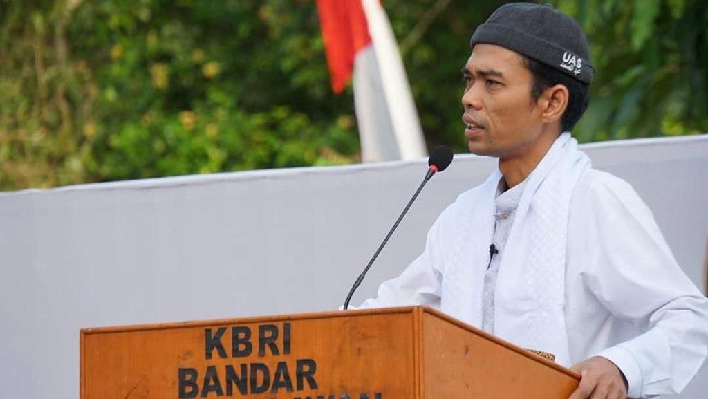 UAS Sebut Haram Muslim Masuk Tempat Ibadah Agama Lain, Tak Bisa Ditawar