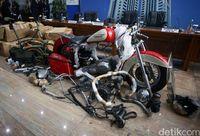 Harley-Davidson Selundupan