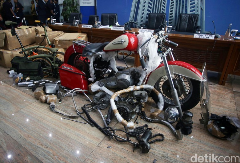 Harley-Davidson Foto: Agung Pambudhy