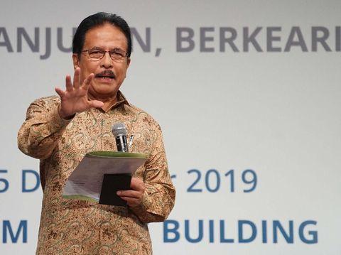 Pameran prototipe pengelolaan sumber daya alam (SDA) digelar di Jakarta. Acara ini dihadiri Menteri Agraria dan Tata Ruang Sofyan Djalil.