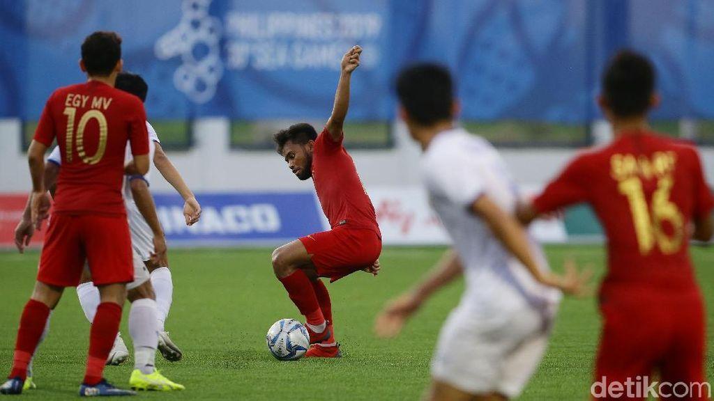 Tatap Semifinal SEA Games 2019, Timnas U-22 Bakal Asah Penalti