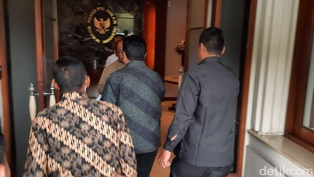 Erick Thohir hingga Dubes China Temui Mahfud Md di Kemenko Polhukam