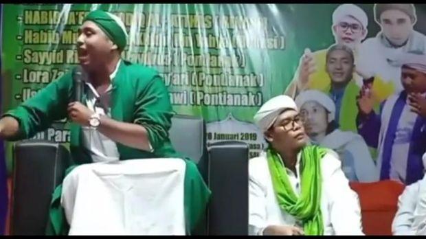 Viral Hinaan 'Babi' dari Habib Jafar Shodiq, Ma'ruf Amin Memaafkan