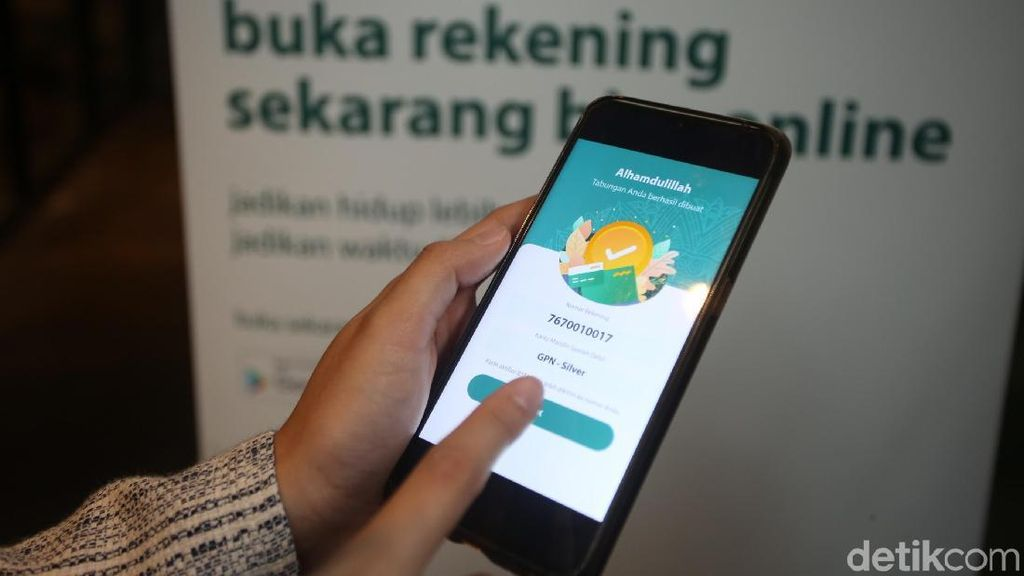 Buka Rekening Mandiri Syariah Bisa Online