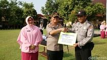 Polres Jombang Pacu Kinerja Bhabinkamtibmas dengan Hadiah Umrah
