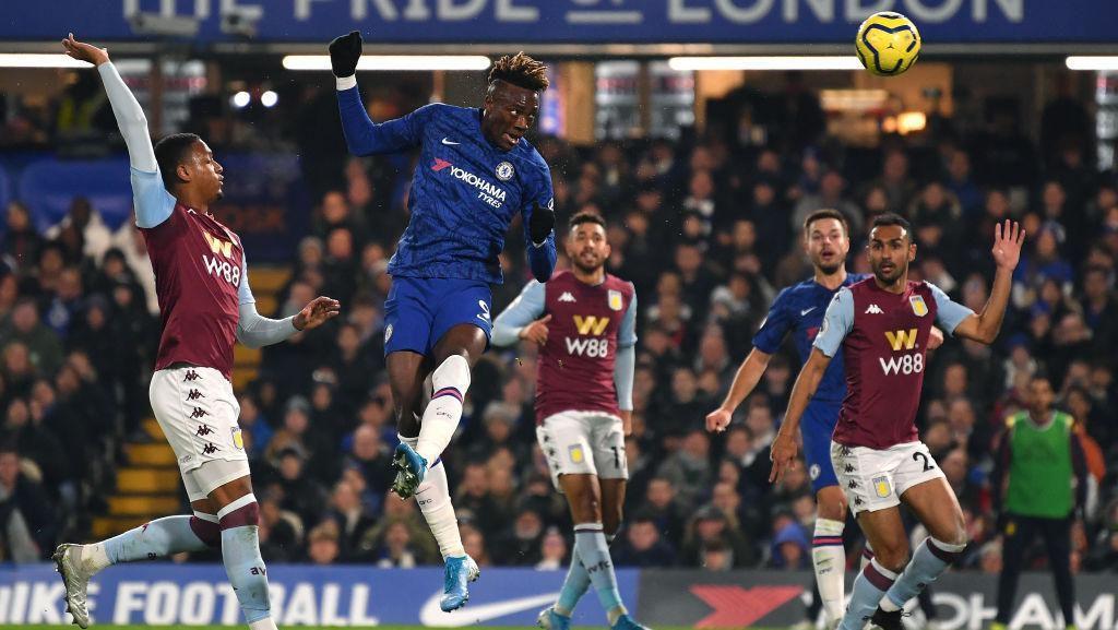 Gol-gol Chelsea Kalahkan Aston Villa