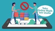 Toko Online Harus Punya Izin Usaha, Bos Bukalapak: Butuh 2 Tahun