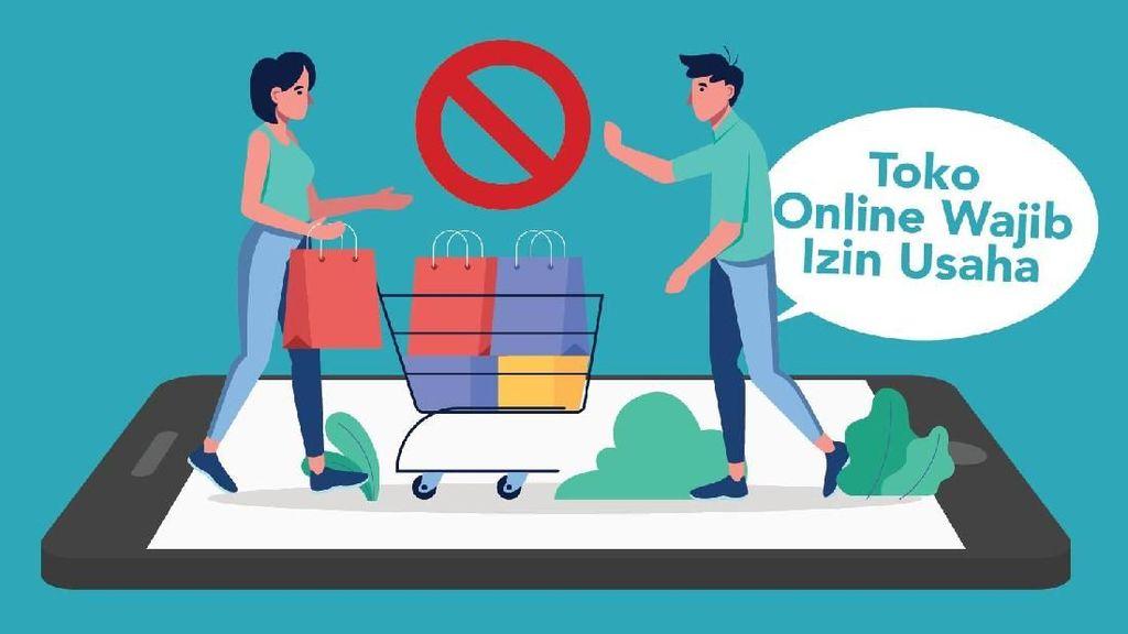 Aturan Pajak Toko Online Ada di Omnibus Law