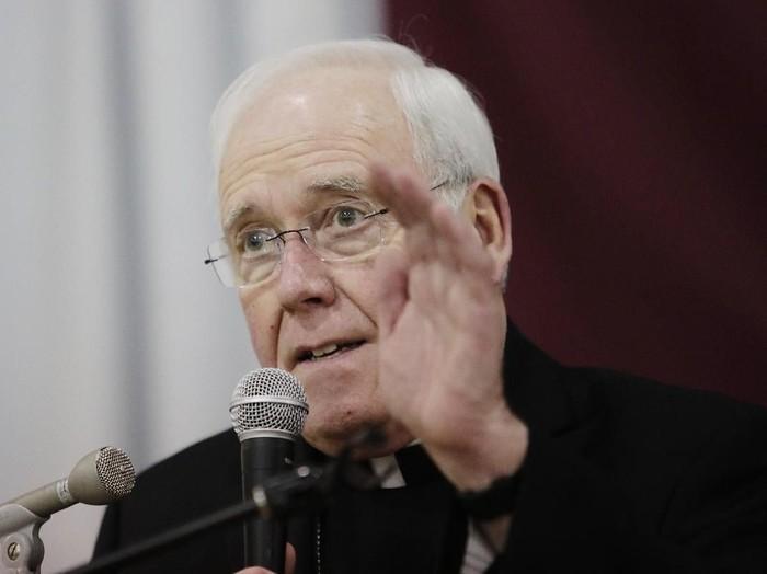 Richard Malone (AP Photo/Frank Franklin II)