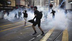 5 Remaja Hong Kong Ditangkap Atas Kematian Kakek 70 Tahun Saat Aksi Demo