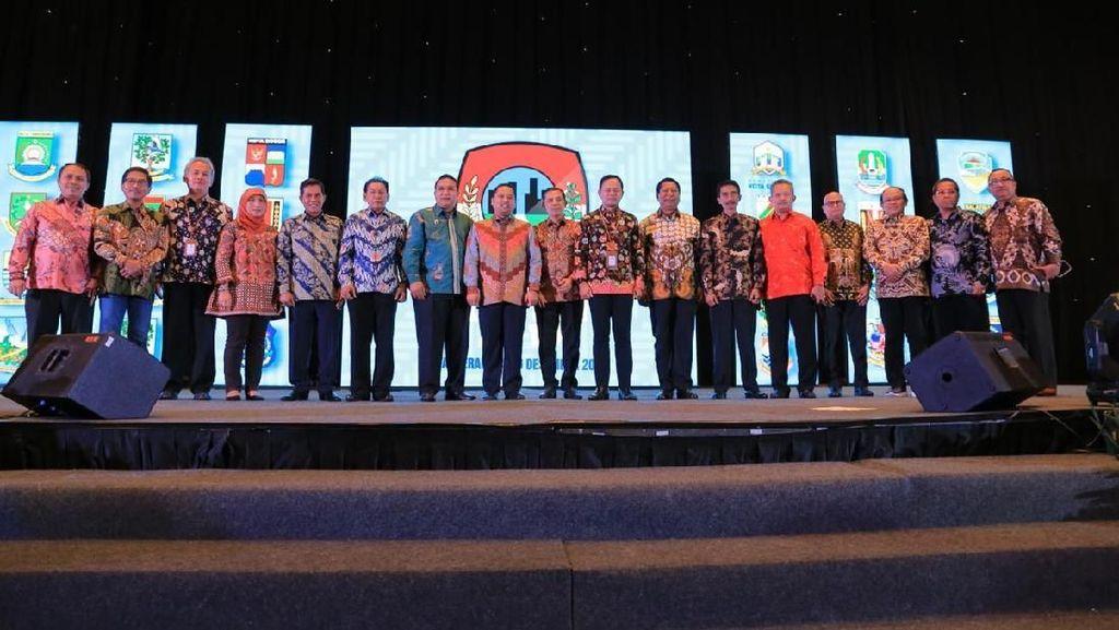 Wali Kota se-RI Kumpul, Walkot Tangerang Harap Kolaborasi Majukan Kota