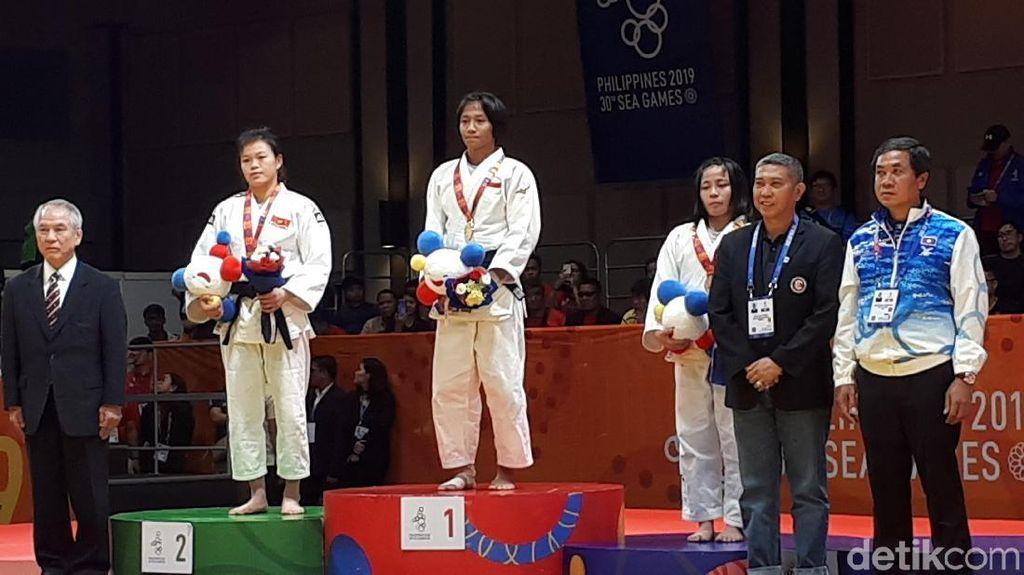 Indonesia Tambah Lima Emas di SEA Games 2019: Judo Sumbang Dua
