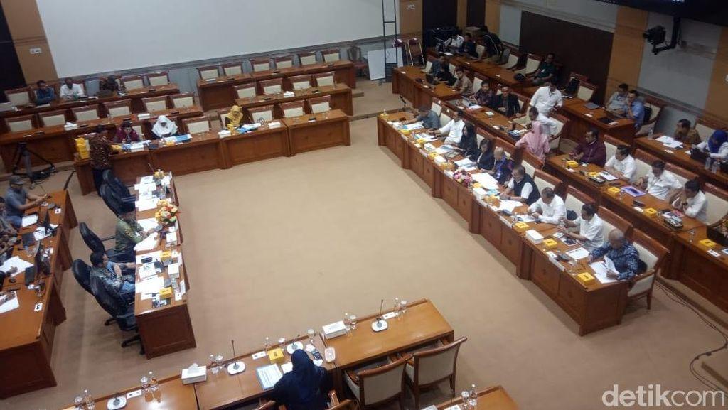 Dirut Garuda Absen Rapat, Anggota DPR: Nggak Ngurus Harley Kan?