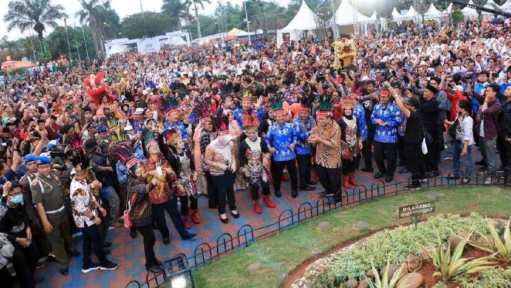 Festival Budaya Nusantara Hadir Lagi di Kota Tangerang