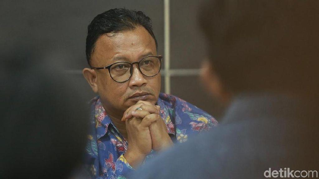 Pandemi Corona, Komnas HAM Minta Pengesahan RUU KUHP Ditunda