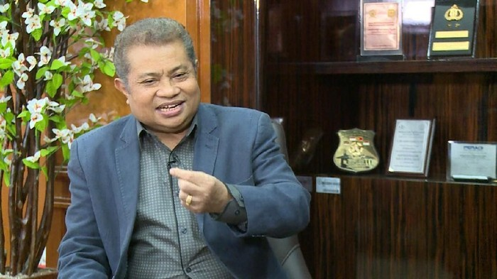 Juru bicara MA Andi Samsan Nganro (Foto: Mardi Rahmat)