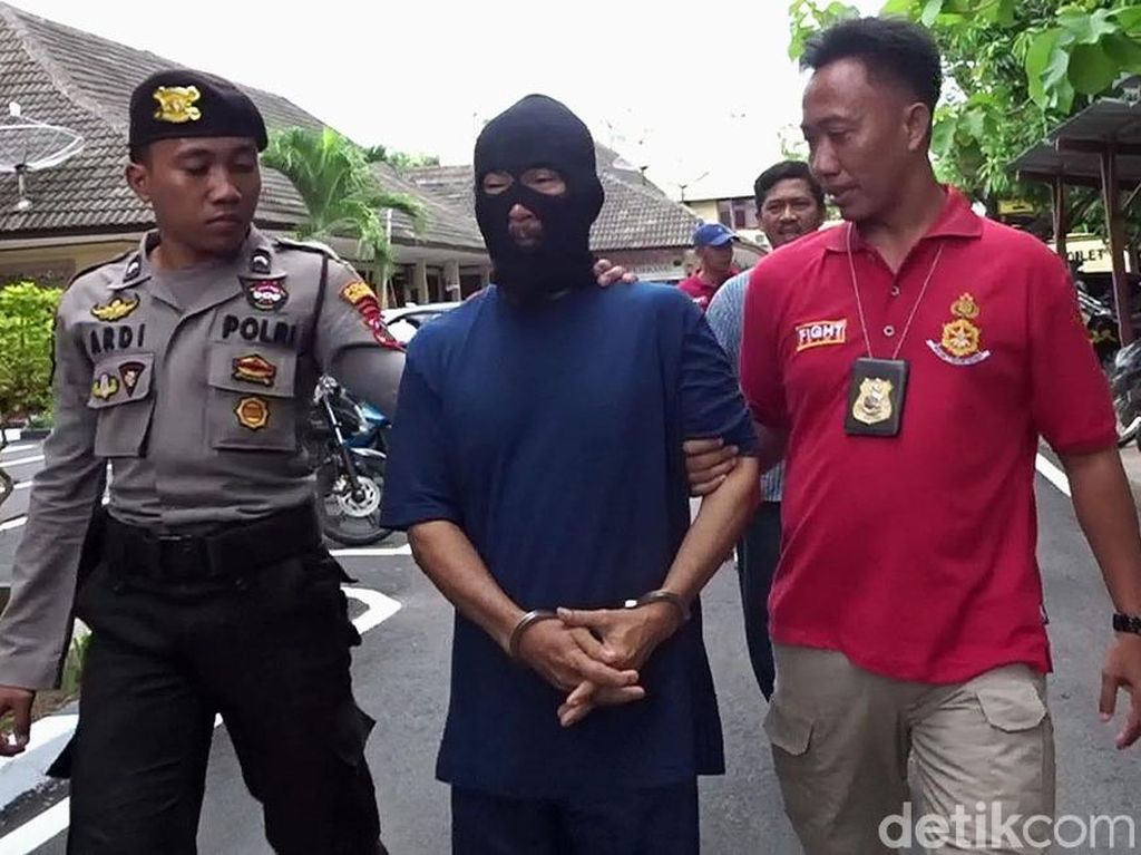 Api Cemburu Picu Pembakaran Sadis 2 Pria Hidup-hidup di Rembang