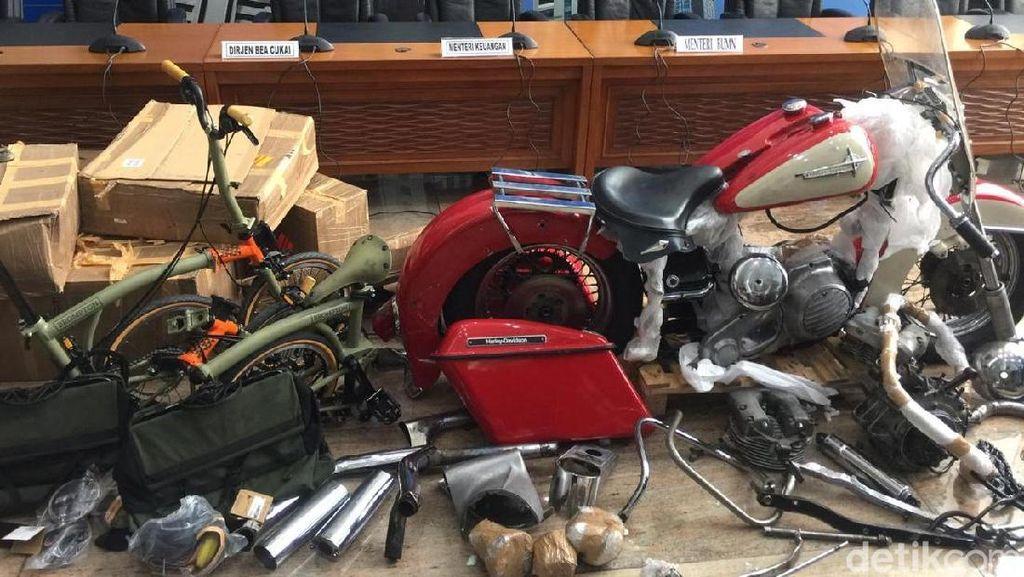 Bagi-bagi Peran Selundupkan Harley Davidson ke Pesawat Baru Garuda