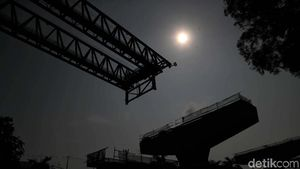 Pembangunan Tol Pulo Gebang-Kelapa Gading Terus Dikebut