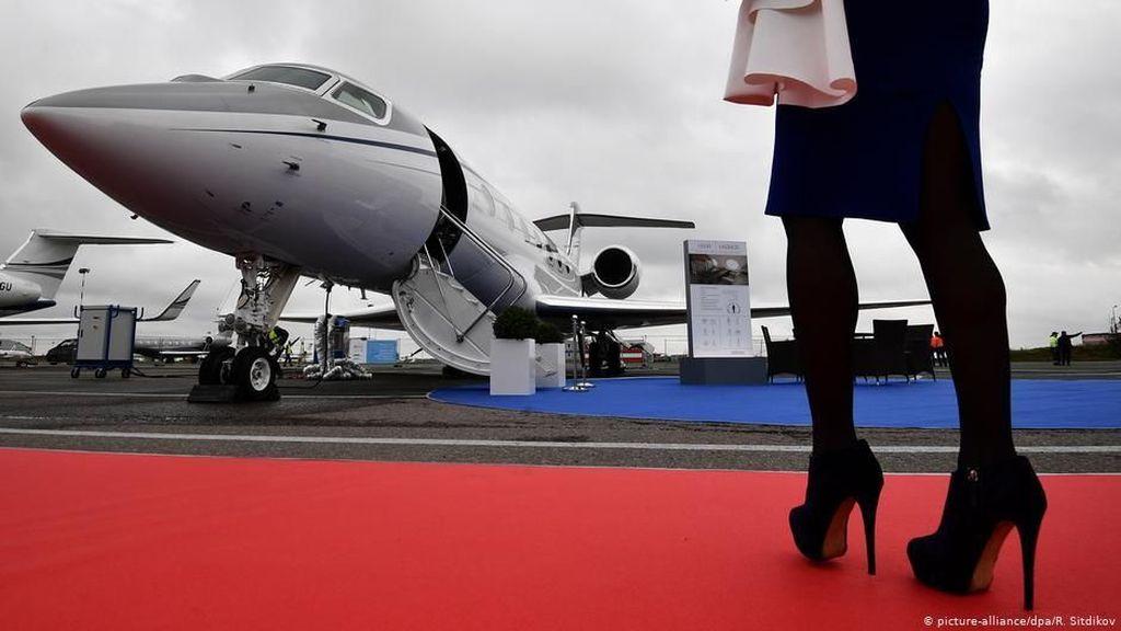 Apakah Jet Pribadi Perlu Dilarang Demi Perlindungan Lingkungan?