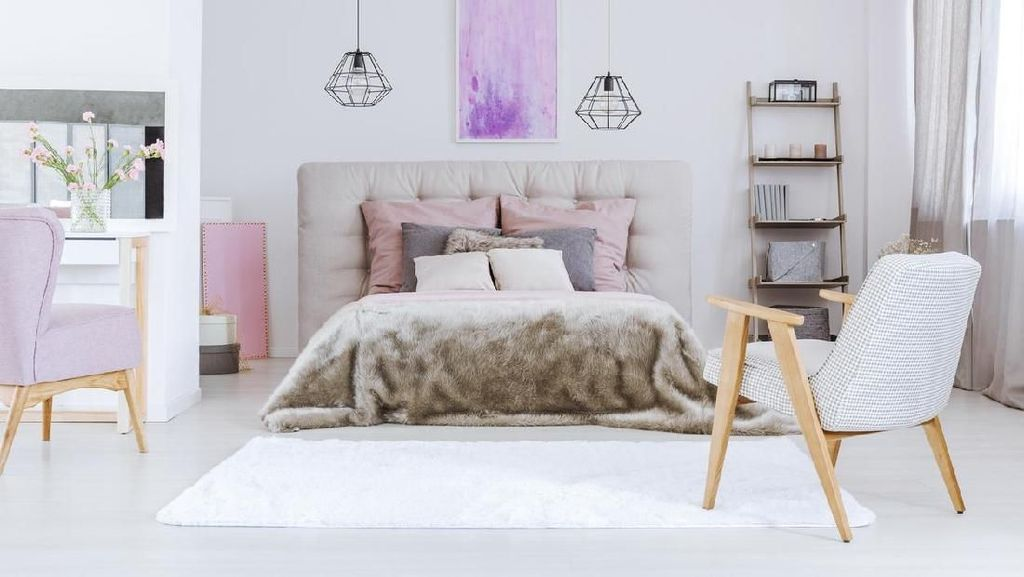 4 Gaya Menata Kamar Tidur yang Bisa Ungkap Kepribadian Seseorang