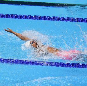 Siman Sumbang Emas dan Pecahkan Rekor Renang di SEA Games