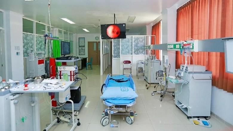 Kesiapan layanan dan alat RS di NTB menjadi wisata medis (dok Diskominfotik NTB)