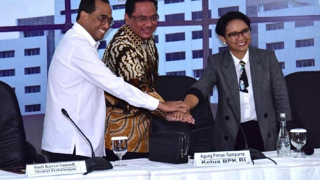 Tak Cuma Keuangan, BPK Tawarkan Program Pemeriksaan Kinerja ke IMO