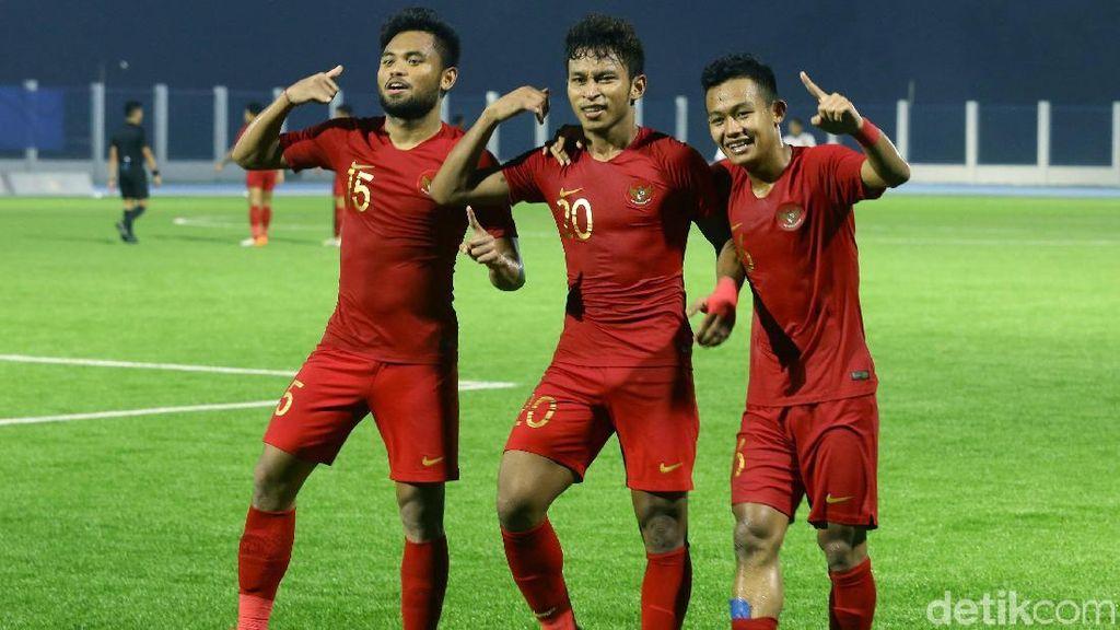 Garuda Muda Gaspol ke Semifinal SEA Games 2019