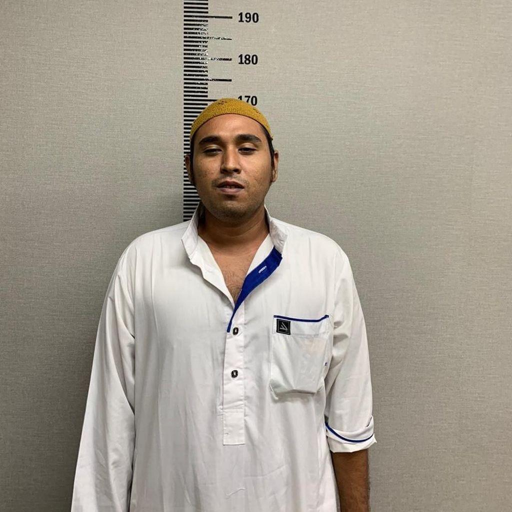 Hinaan Babi ke Maruf Amin Bikin Jafar Shodiq Diciduk Polisi