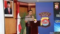 900 Personel Polda Banten Disiagakan Saat Natal-Tahun Baru