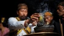 Ritual Penyucian Arwah Leluhur dari Suku Tengger
