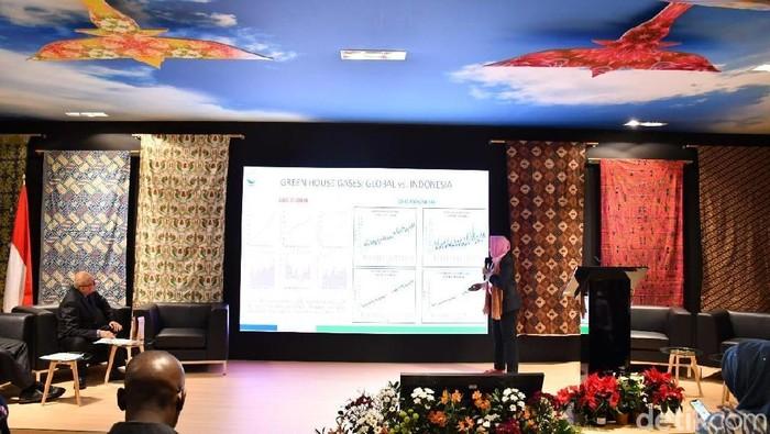 Kepala Badan Meterologi, Klimatologi, dan Geofisika (BMKG) Dwikorita Karnawati. (Foto: Mei Amelia/detikcom)