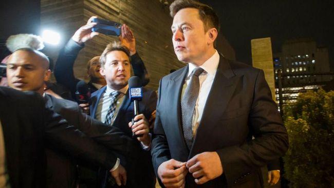 Pengiriman Mobil Tesla Pecah Rekor, Harta Elon Musk Naik Jadi Rp 2.445 T