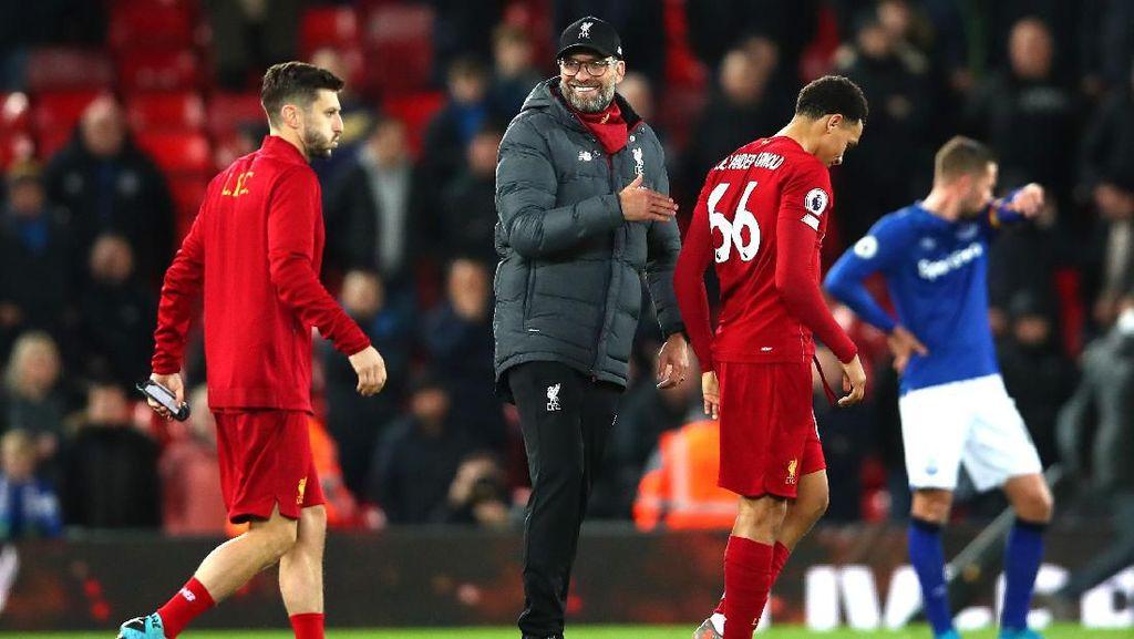 Klopp: Rekor Liverpool? Angka yang Bagus, tapi ...