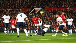 MU Vs Tottenham Imbang 1-1 di Babak Pertama