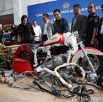 Masuk Ilegal, Harley-Davidson Tak Bisa Servis di Bengkel Resmi