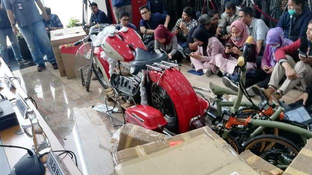 Diler Resmi Harley Skandal Garuda